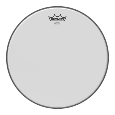 Remo Diplomat Smooth White Drumheads
