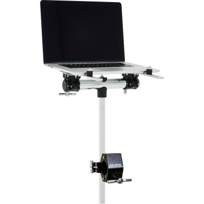Gibraltar DJ-GEMS-PK Workstation Laptop Mount w/ Rack Clamp