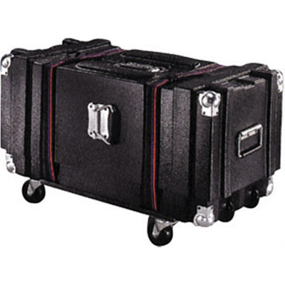 "Humes & Berg Enduro 29"" x 14"" x 8"" Hardware Case w/ Casters on Long Side"