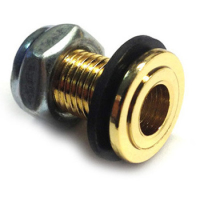 DW Air Vent Assembly with Gasket - Gold