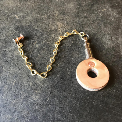 Tackle Detachable Sizzle Chain