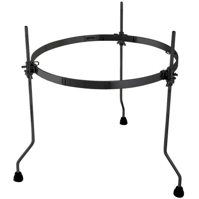 DSS Floor Tom Suspension Mount - Black Chrome