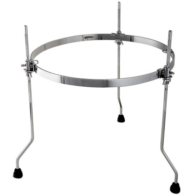 DSS Floor Tom Suspension Mount - Chrome