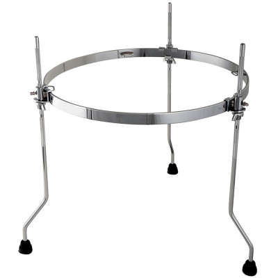 "14"" 8 Lug DSS Floor Tom Suspension Mount - Chrome"