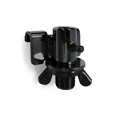 DSS Floor Tom Leg Bracket - Black