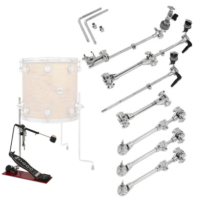 DW Hardware Pack For Cocktail Kit