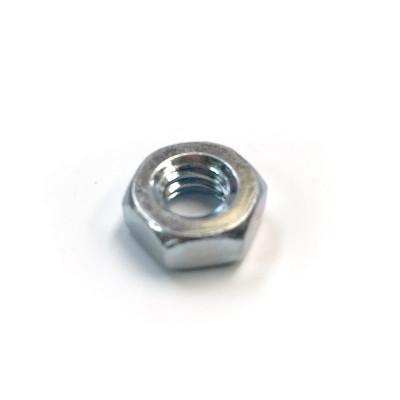 Musser Hex Nut 1/4-20 X 7/16 X 3/16
