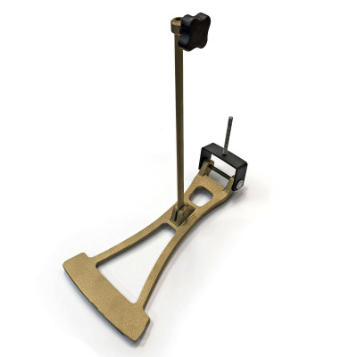 Musser Vibraphone Pedal Assembly - Pre 2001 Models - Gold