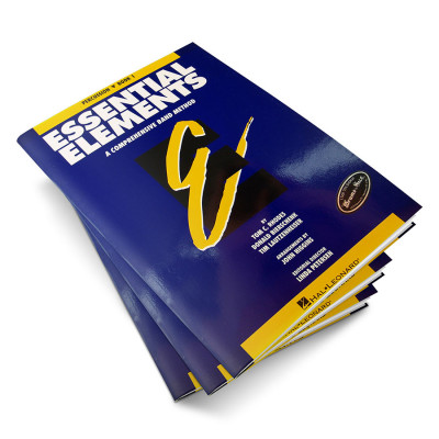 Essential Elements Book 1 - Percussion