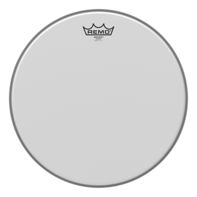Remo EMPEROR Drum Head - Coated 12 inch