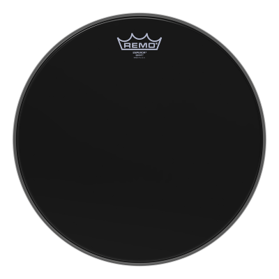 Remo Emperor Drum Head - Ebony 18 inch