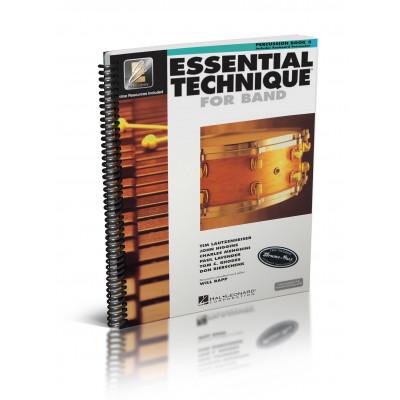 Essential Technique for Band - Percussion