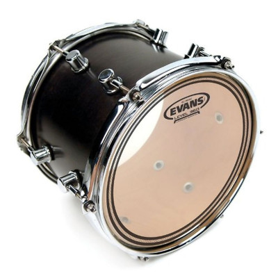 "Evans 15"" EC Resonant Clear - TT15ECR"