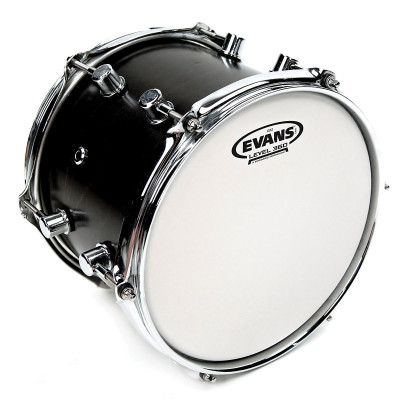 "Evans 13"" G12 Coated White - B13G12"