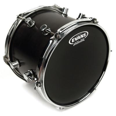 Evans Hydraulic Black Drumheads