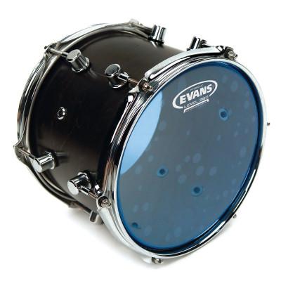 Evans Hydraulic Blue Drumheads