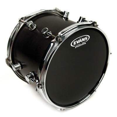 Evans Onyx Matte Black Drumheads