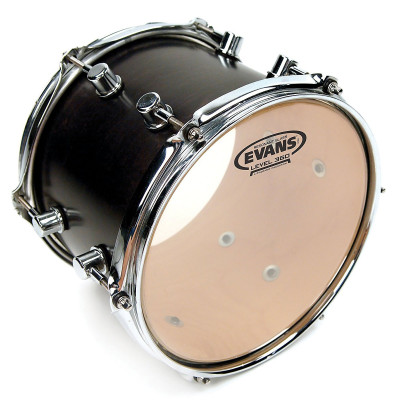 "Evans 15"" Resonant Glass - TT15RGL"