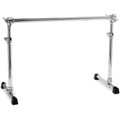 Gibraltar GCS200H Chrome Series Height Adjustable Straight Rack