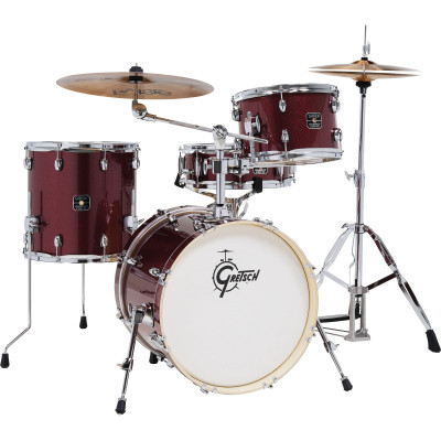 Gretsch Energy Street Kit with Hardware - Ruby Sparkle
