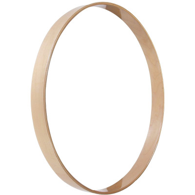 Gibraltar Natural Maple Bass Drum Hoop