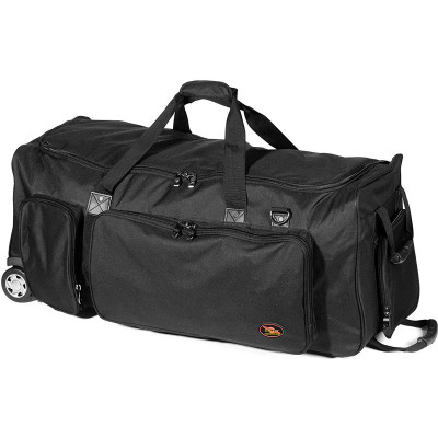"Humes & Berg Galaxy 30.5"" x 14.5"" x 12.5"" Tilt-n-Pull Hardware Bag"