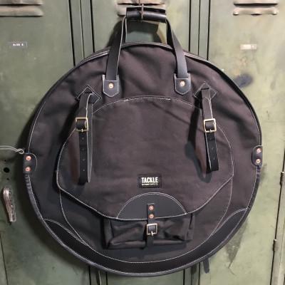 "Tackle 22"" Backpack Cymbal Bag - Black"