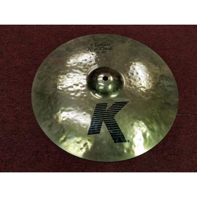 "Zildjian 14"" K Custom Fast Crash Cymbal 672 Grams"