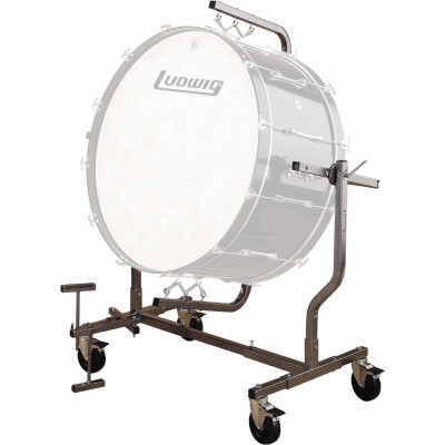 "Ludwig All-Terrain Suspended Stand, fits 32-40"" Bass Drums"