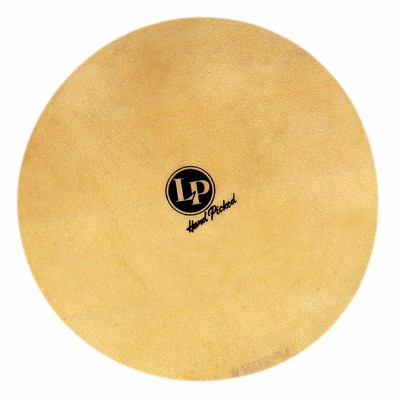 "LP Replacement 14"" Deluxe Flat Skin for Large Bongo"