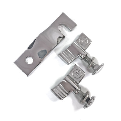 LP Carriage Bolt & Wing Nut set with Plate for LP372 LP450 & LP472
