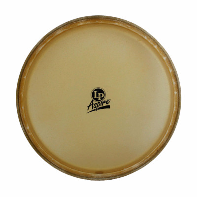 "LP Aspire Replacement Head - Conga 11"" Rawhide"