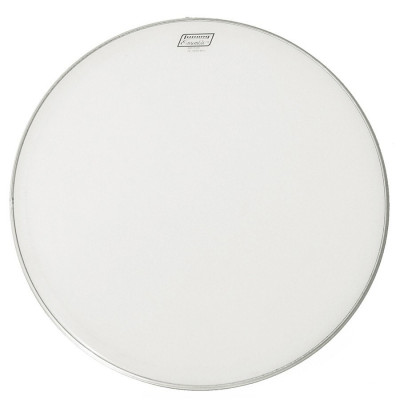 Ludwig Ensemble White Timpani Head - Extended Collar