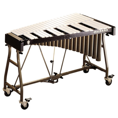 Musser M48 Complete Pro Traveler Vibraphone Frame with Motor & Resonators