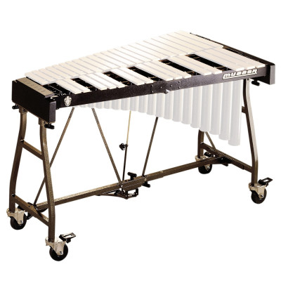 Musser M48 Complete Pro Traveler Vibraphone Frame with Motor