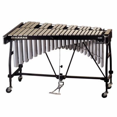 Musser M55 Pro-Vibe Vibraphone 3 Oct - Silver