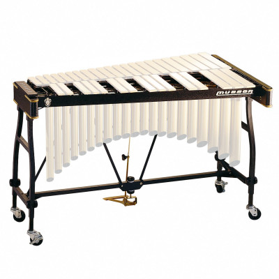 Musser M55G Gold Complete Vibraphone Frame with Motor