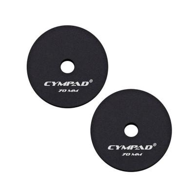 Cympad Moderator 70mm Cymbal Damper - 2pk