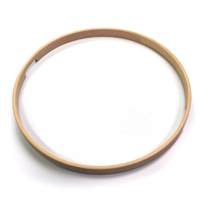 "14"" Unfinished Maple Hoop for Snare Drum - Snare Side - MH-2514S"