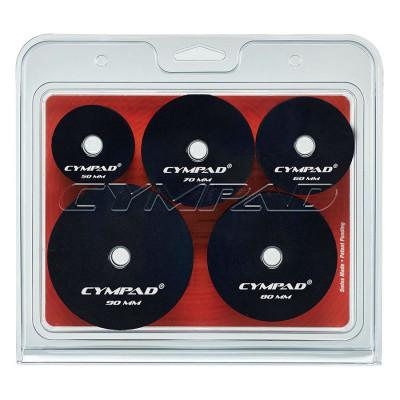 Cympad Moderator Cymbal Damper 10pc Super Set