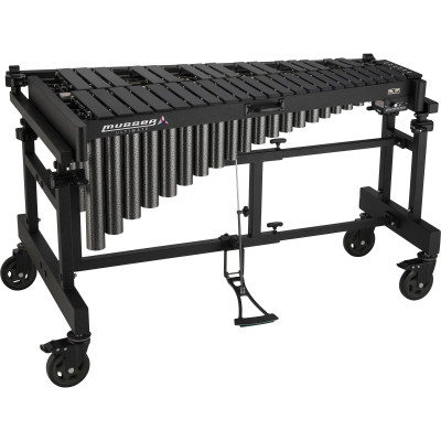 Musser Ultimate 3 Octave Ultimate Vibraphone w/ Field Cart - w/ Motor