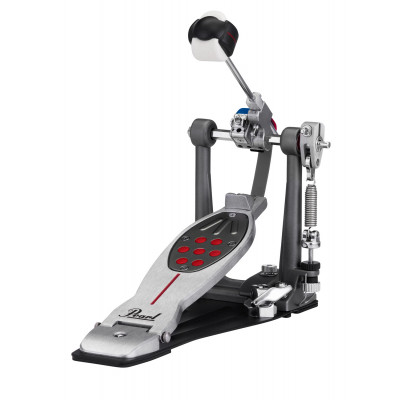 Pearl Eliminator: Redline Single Bass Drum Pedal, Belt Drive  - P2050B