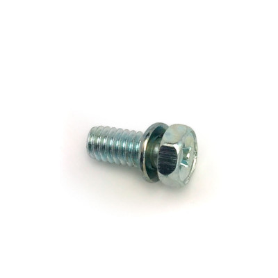 "Ludwig Lug Mounting Screw 8-32 X 3/8"" Hex Head w/o washer"