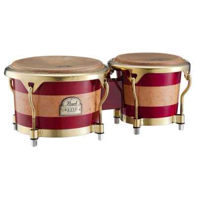 "Pearl 7"" & 9"" Elite Bongo, wood - PBW300DX532"