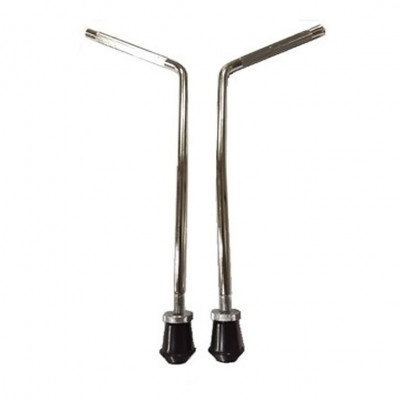Ludwig Bass Drum Spurs for Accent Series - Pair