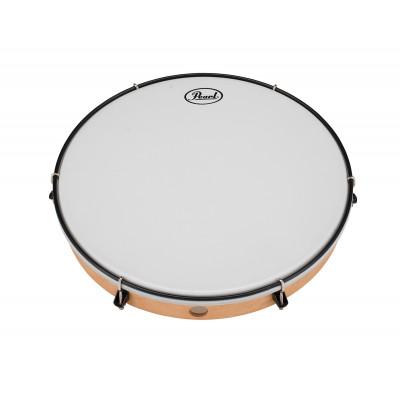"Pearl 14"" Tunable Frame Drum w/ Coated Head"