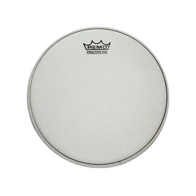 "Remo Batter, AMBASSADOR, Coated, 6"" Diameter, For PRACTICE PAD"