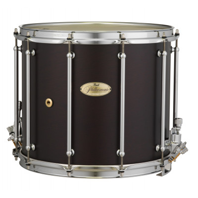 "Pearl Philharmonic Snare 14""x12"" 4ply Mahogany Field Drum"
