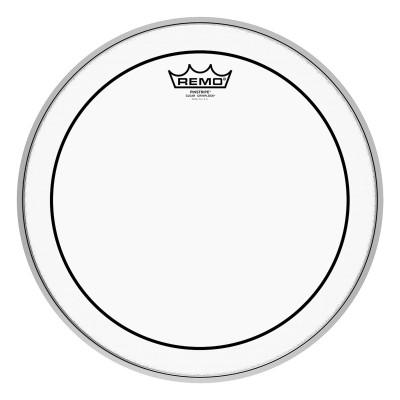 Remo PINSTRIPE Drum Head - Crimplock - Clear 10 inch