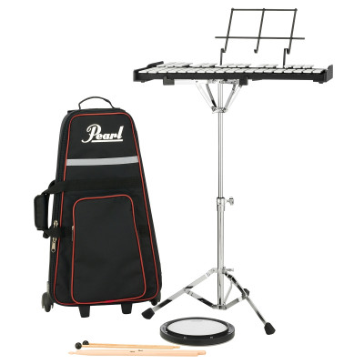 Pearl PK910C Percussion Bell Kit with Rolling Cart